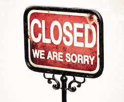 closing a business