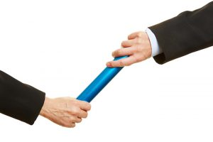 sell business handover