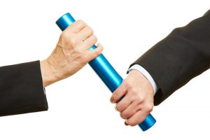 handover business responsibilities